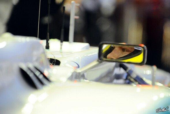 Nico Rosberg konnte Konkurrenten in der Herstellerwertung hinter sich lassen