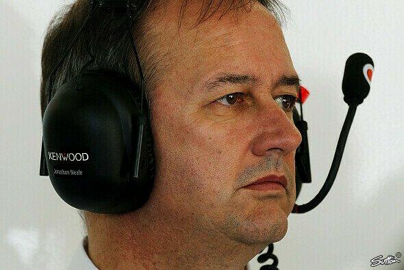 Jonathan Neale kann sich mit der Idee von Testfahrten unter der Saison nicht recht anfreunden - Foto: Sutton