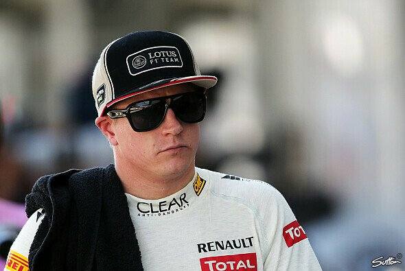 Räikkönen sieht noch Verbesserungsbedarf - Foto: Sutton