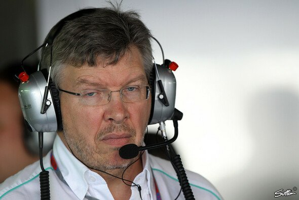 Ross Brawn ist zuversichtlich, dass Mercedes 2013 in die Erfolgsspur zurückkehrt