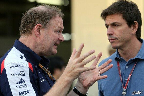Mike Coughlan arbeitete in der Formel 1 für Ferrari, McLaren, Williams, Benetton und Arrows
