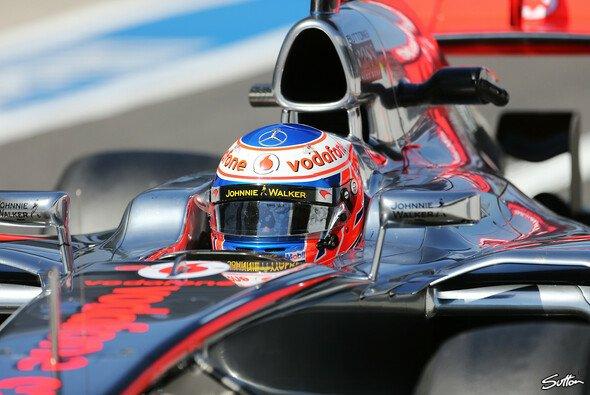 Jenson Button wollte etwas mehr zeigen