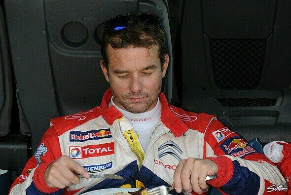 Sebastien Loeb sieht sich und Michael Schumacher nicht in der gleichen Situation