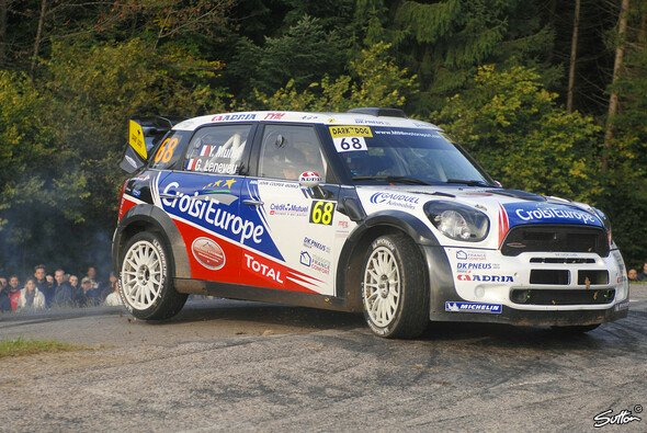 Nach mehreren WRC-Gaststarts versucht sich Muller im Rallye-Cross - Foto: Sutton