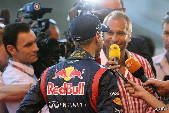 Sebastian Vettel wurde zum dritten Mal in Folge Weltmeister