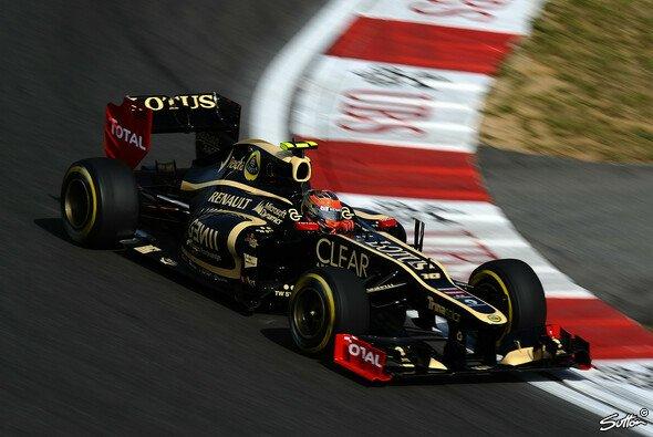 Romain Grosjean geht vorsichtig in die letzten Rennen