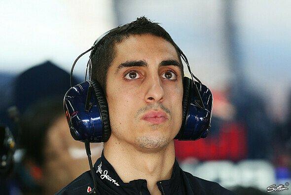 Sebastien Buemi bekennt sich zur Formel E