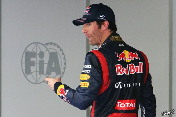 Mark Webber hätte sich von der FIA ein anderes Verhalten gewünscht