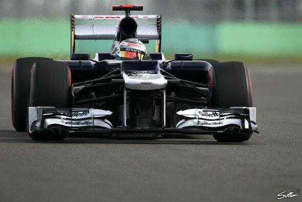 Keine Punkte für Williams
