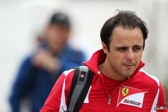 Felipe Massa musste in Korea erneut eine Niederlage wegstecken