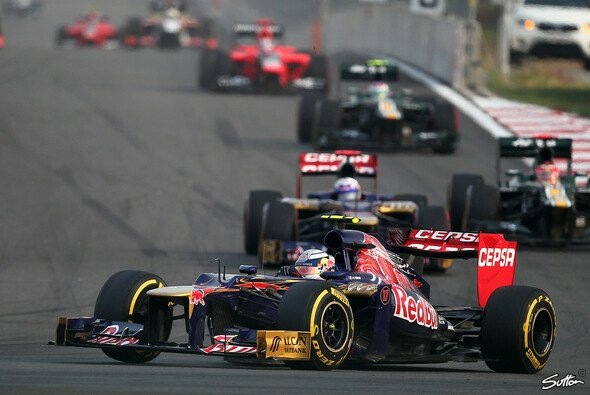 Beide Toro Rossos landeten in Korea in den Punkten