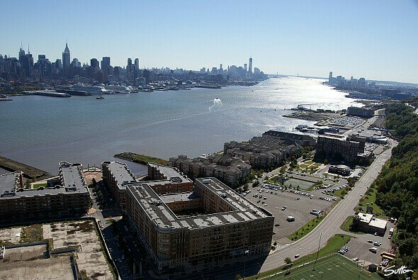 Ecclestone steht hinter New Jersey-Projekt