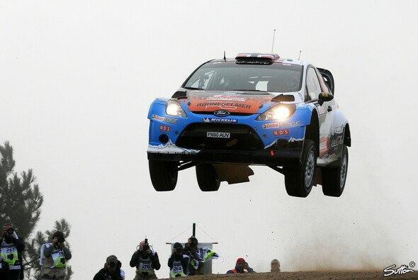 Mads Östberg kämpft um Rang drei in der Meisterschaft