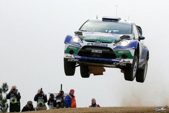 Für die Ford-Werkspiloten Petter Solberg und Jari-Matti Latvala war die Italien Rallye trotz der erfolgreichen Sonderprüfung eine Enttäuschung