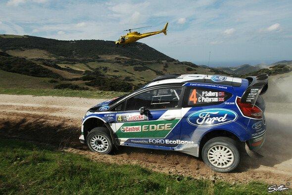 Petter Solberg will weiterhin in der WRC bleiben