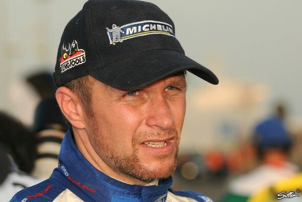 Was macht Petter Solberg 2013?