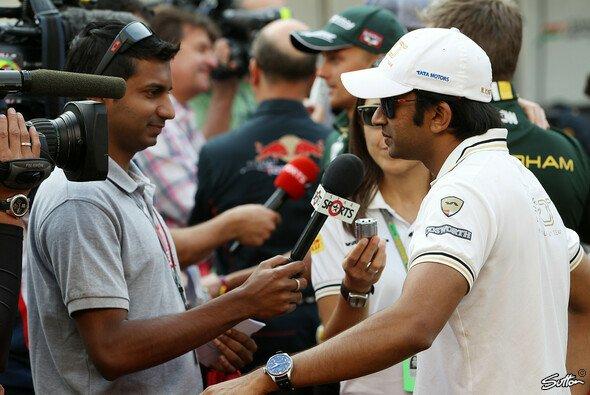 Indiens Interesse an der Formel 1 ist groß