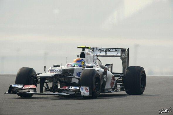 Esteban Gutierrez könnte 2013 im Sauber sitzen