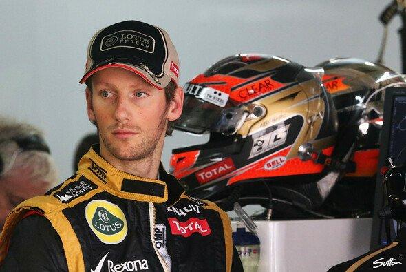 Romain Grosjean will wieder etwas mehr angreifen