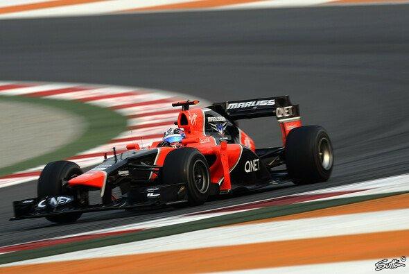 Timo Glock bekommt 2013 wieder einen neuen Teamkollegen