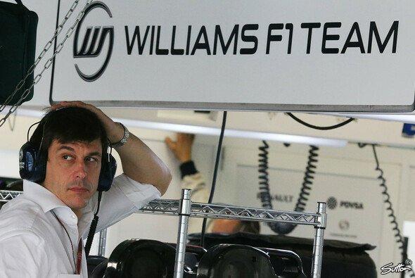 Toto Wolff: Investor bei Mercedes und Williams