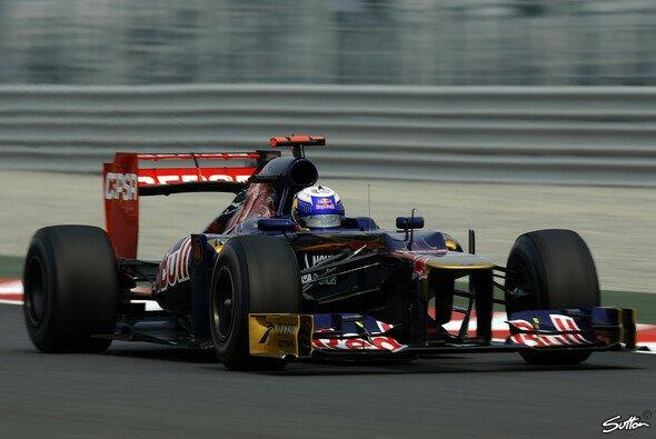 Daniel Ricciardo qualifizierte sich als 15.
