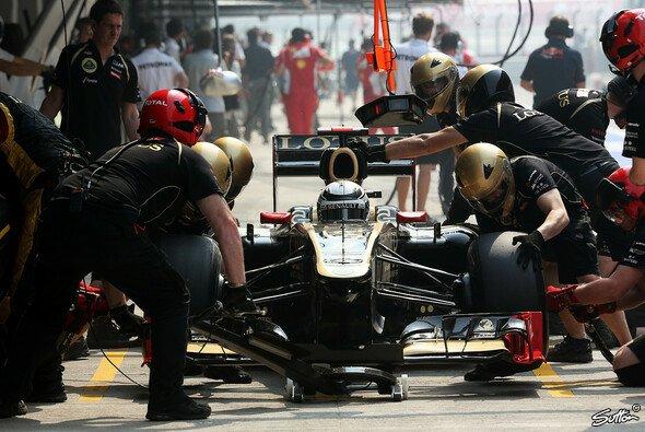 Kimi Räikkönen fuhr in seiner Karriere 37 schnellste Rennrunden