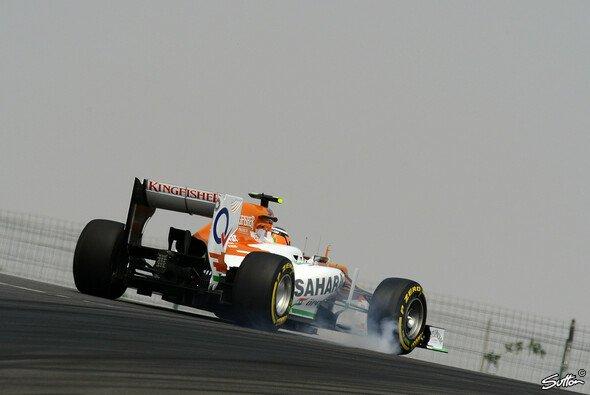 Nico Hülkenberg hat Punkte im Saisonendspurt fest eingeplant