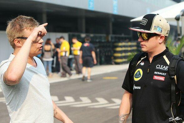 Mika Salo traut seinem Landsmann für 2013 einiges zu