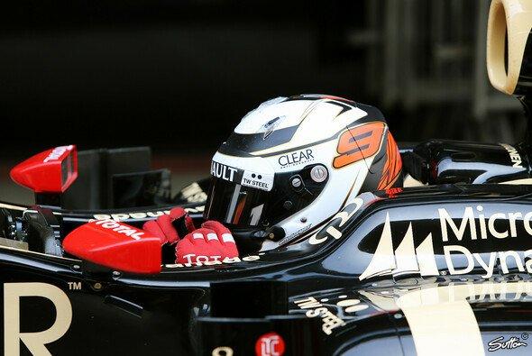 Kimi Räikkönen wartet nach wie vor auf seinen ersten Sieg nach dem Comeback