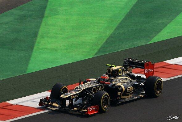 Romain Grosjean verpasste erst zum zweiten Mal in diesem Jahr einen Startplatz in den Top-10