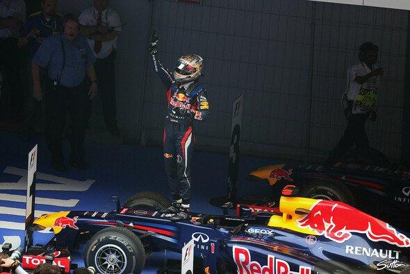 Sebastian Vettel tut die Ferrari-Gerüchte als Bullshit ab