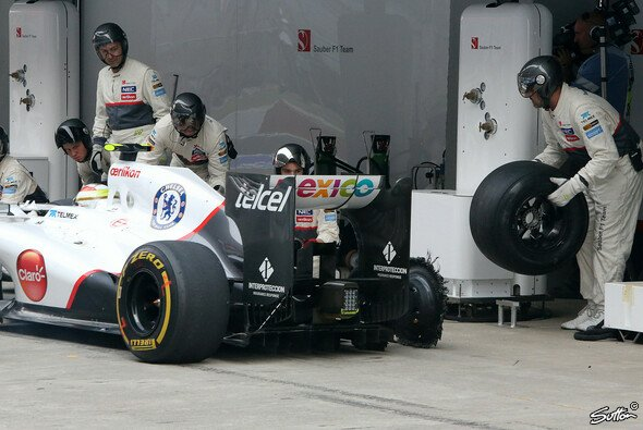 In den letzten drei Runden holte Pérez keine Punkte