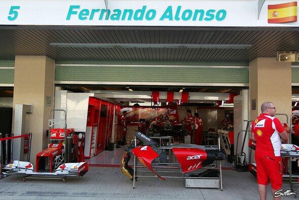 Bei Ferrari wurde länger als erlaubt gearbeitet