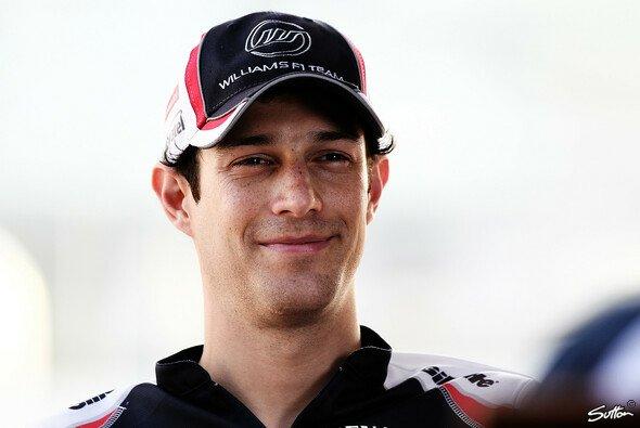 Bruno Senna hofft auf ein bisschen mehr Glück