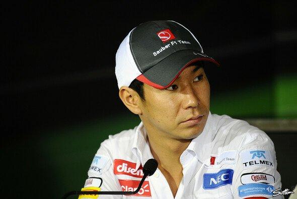 Muss Kobayashi 2013 als Zuschauer verbringen?