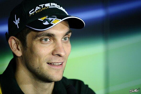 Vitaly Petrov will zurück in die Formel 1!