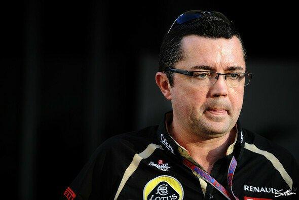 Boullier erhofft sich Ergebnisse wie 2012