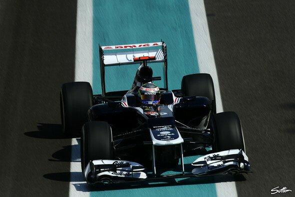 Pastor Maldonado (43 Zähler) hat inzwischen genauso viel WM-Punkte wie Michael Schumacher