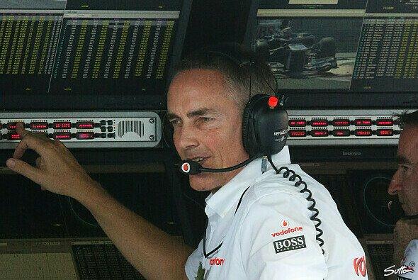 Martin Whitmarsh ist jetzt für die FIA tätig - Foto: Sutton