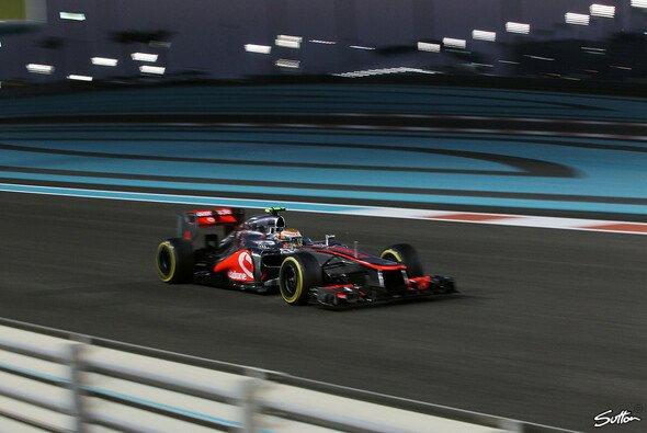 Lewis Hamilton: Probleme trotz P2 im Training