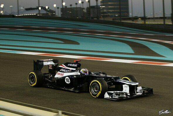 Das war stark: Pastor Maldonado fuhr im Qualifying auf den vierten Platz