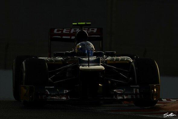 Die Toro-Rosso-Piloten hatten in Abu Dhabi bislang nicht viel zu lachen