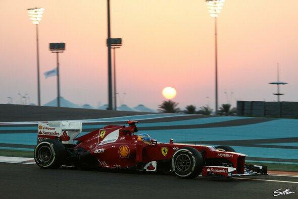 Fernando Alonso war nach dem Rennen mit den 18 eingefahrenen Punkten für Pang zwei zufrieden