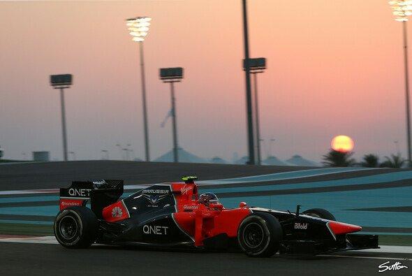 Charles Pic bestreitet seine Rookie-Saison in der Formel 1