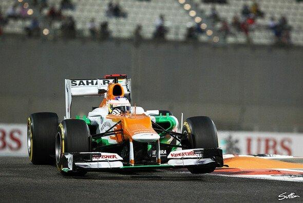 Paul di Resta fährt mit einem neuen Chassis