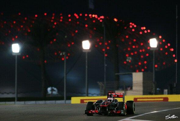 Jenson Button verpasste das ihm wohlbekannte Podium in Abu Dhabi knapp