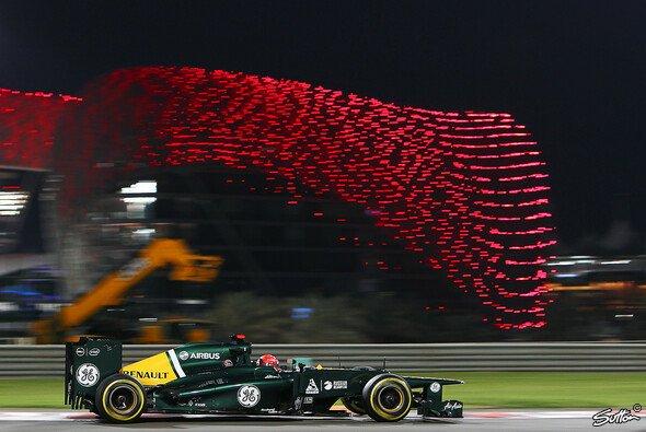 Heikki Kovalainen hofft auf den Erfolg in den USA