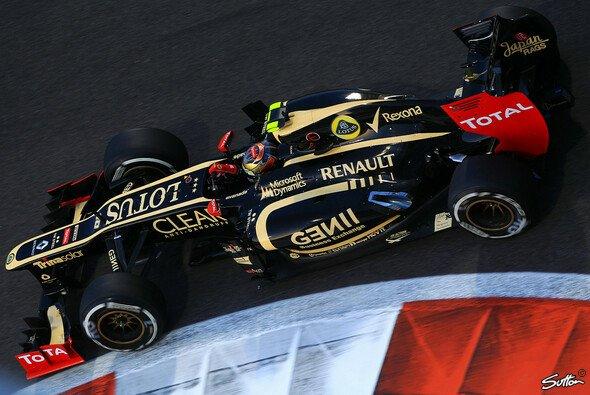 Romain Grosjean hat der Lotus-Sieg zusätzliche Motivation verpasst