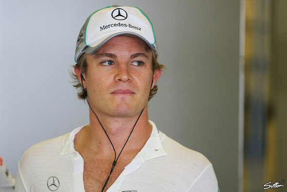 Nico Rosberg glaubt nicht an einen endgültigen Abschied Schumachers
